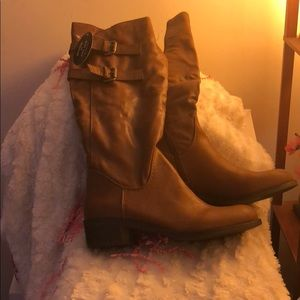 Style & Co riding boots